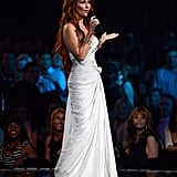 Shania Twain made an appearance at the Billboard Music Awards.