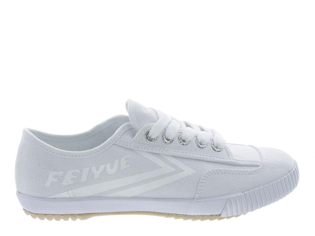 Feiyue Fe Lo Plaine White