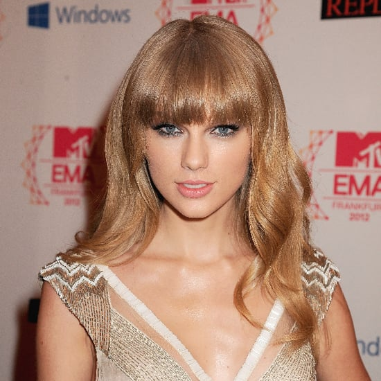 Taylor Swift With Red Lipstick Beauty Poll