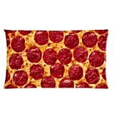 Two Sides Snack Shack Pizza Slice Rectangle Pillowcase