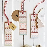 Holiday Knit Gift Tags