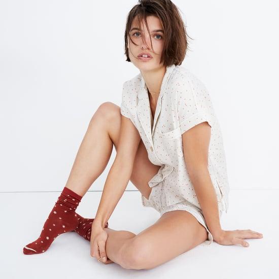 Heart-Print Pyjamas