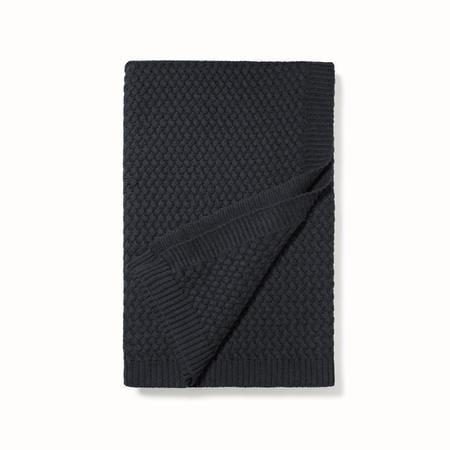 Boll & Branch Chunky Knit Throw Blanket