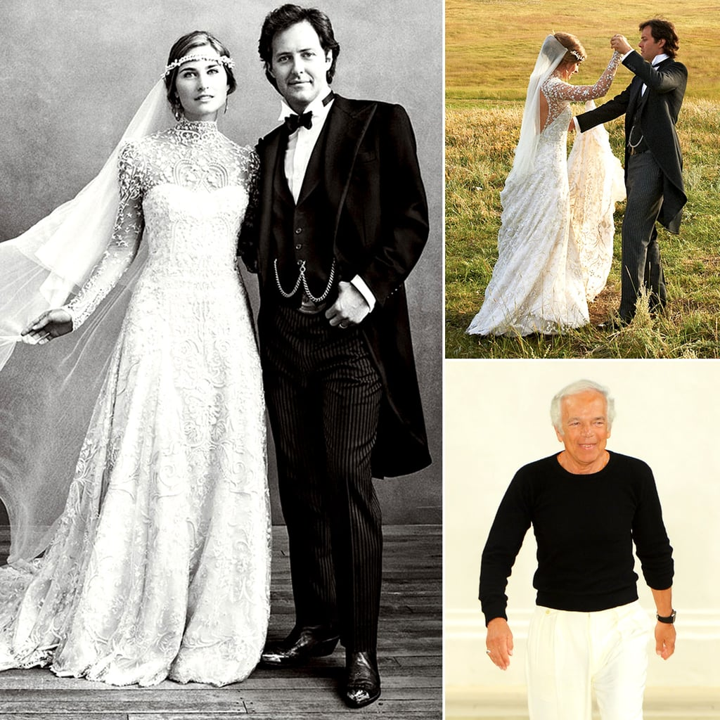 Lauren Bush and Ralph Lauren