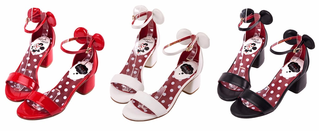 At Just $48, These Adorable Minnie Mouse Heels Are Hard — Nay, Impossible — to Resist
