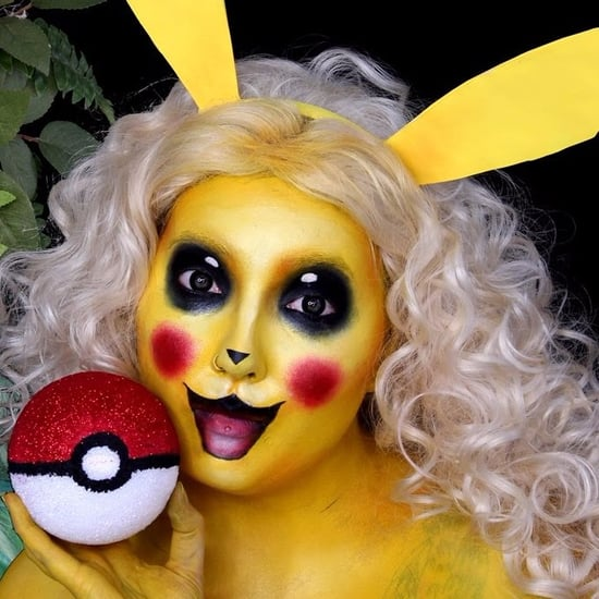 Pokemon Makeup Tutorials