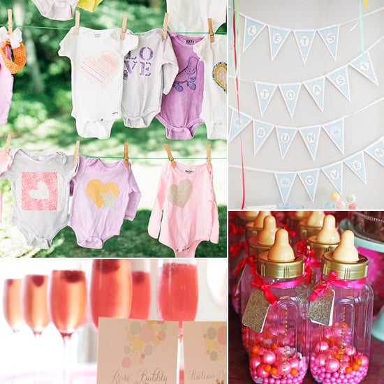 19 Baby Shower Ideas For Sweet Baby Girls