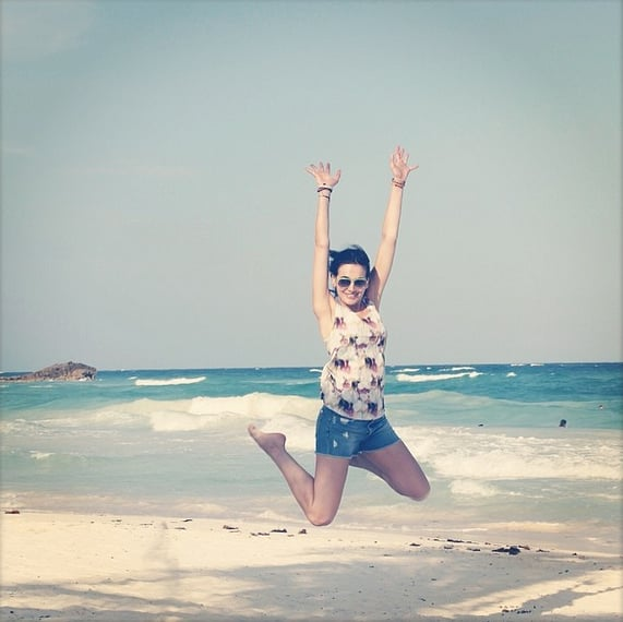 Beach camilla belle Camilla Belle