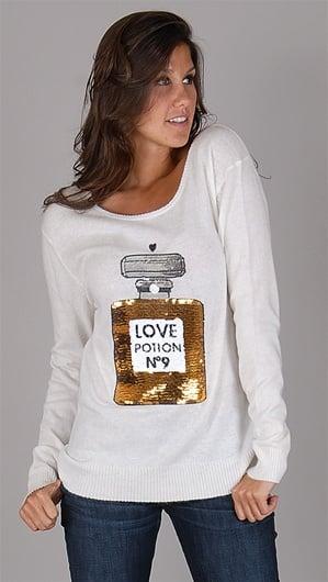 Wildfox Love Potion Diamond Sweater ($176)