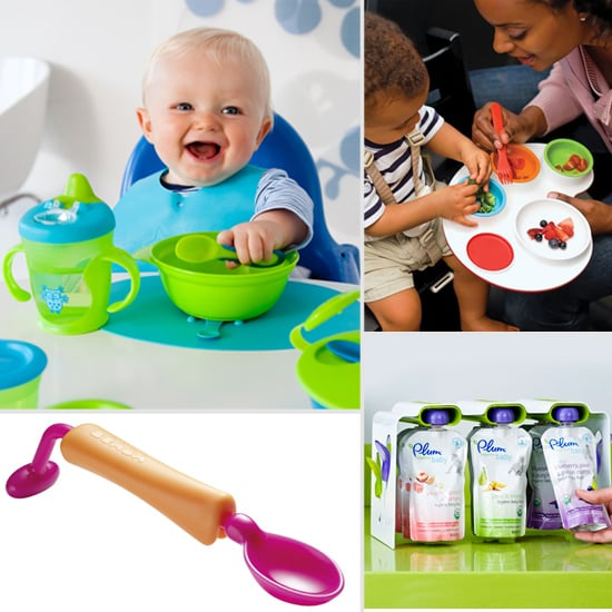 9 Products Designed to Make Solid Food Feeding Easier