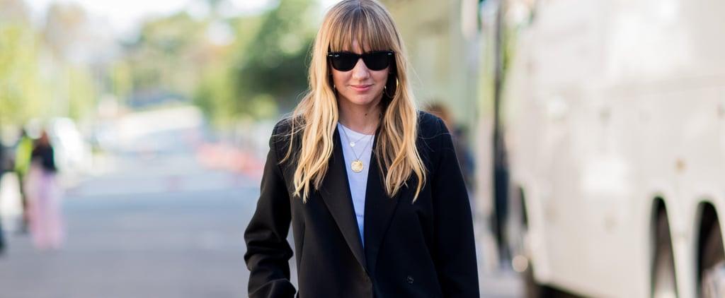 Lisa Aiken at Australian Fashion Week 2018