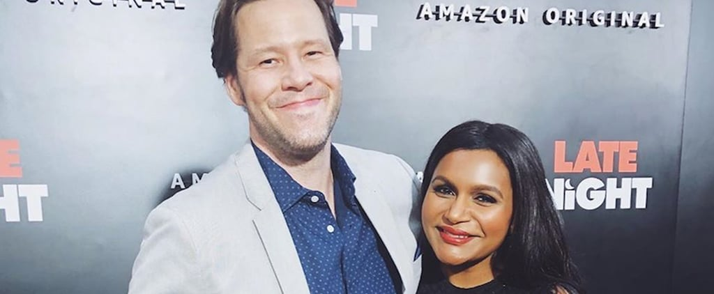 Mindy Kaling and Ike Barinholtz at Late Night Premiere Video