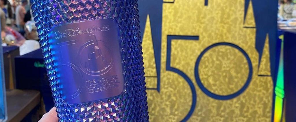 See Starbucks' Disney World 50th Anniversary Tumbler