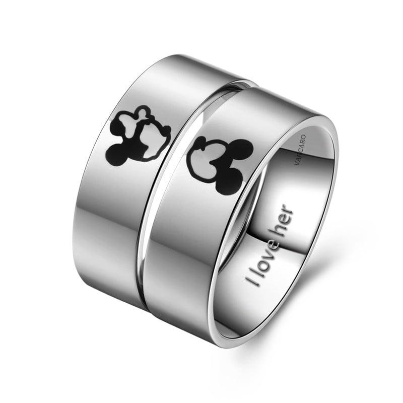 Vancaro Mickey Ring
