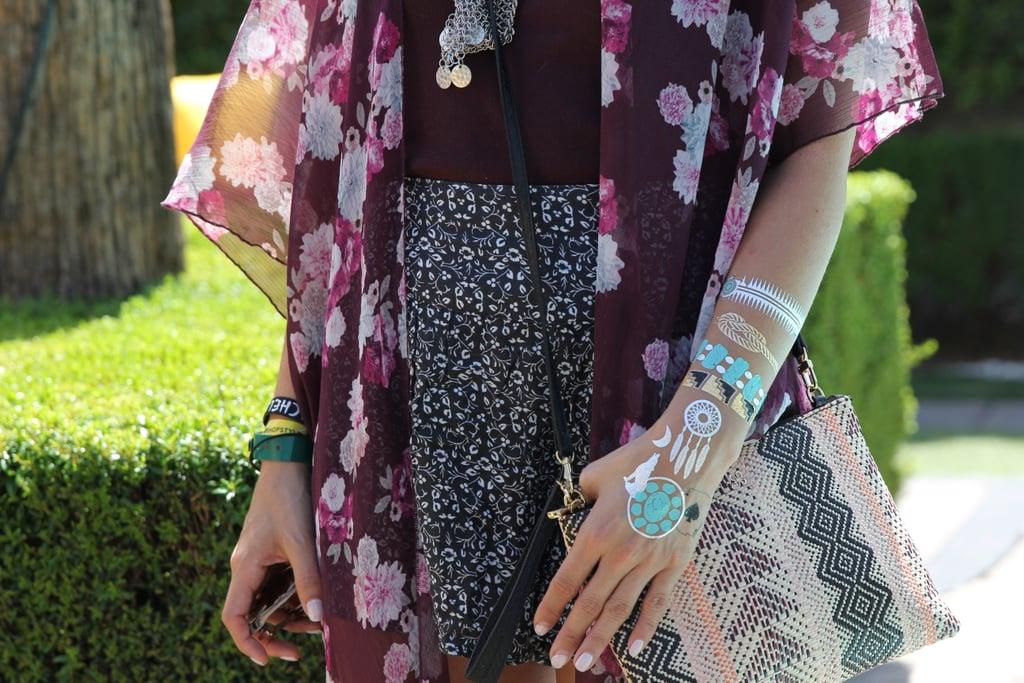 Coachella Beauty Street Style 2015