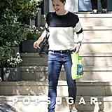 Jennifer Garner in London May 2016