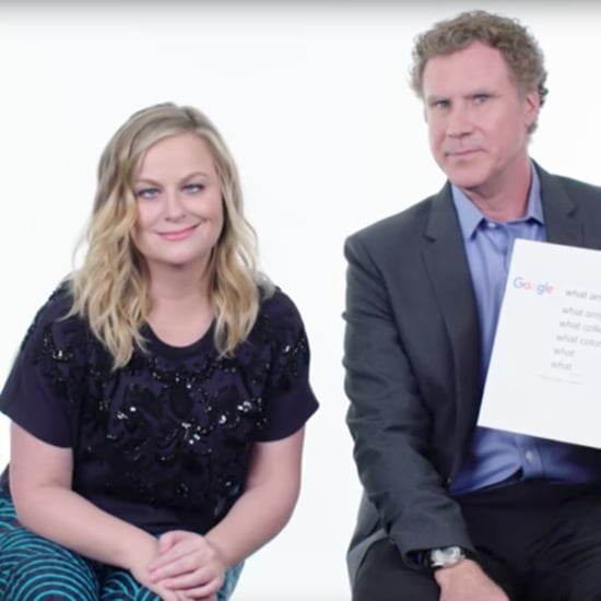 Amy Poehler and Will Ferrell Answer Internet Questions Video
