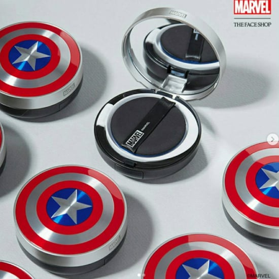 The Face Shop x Marvel