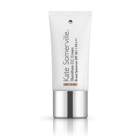 Celebrity esthetician Kate Somerville created this hydrating product with a hint of color. The IllumiKate CC Cream ($48) is less makeup, and more skin care.