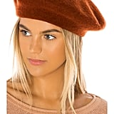Hat Attack Classic Wool Beret