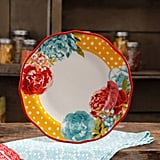 "The Pioneer Woman Blossom Jubilee 10.5"" Dinner Plate ($5)"