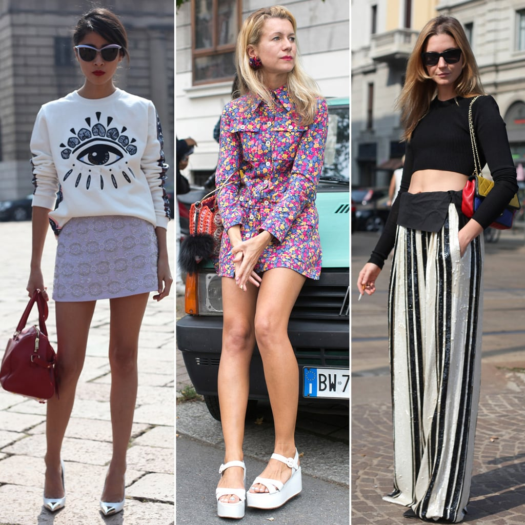 Ciao, Bella! Street Style Straight From Milan Fashion Week