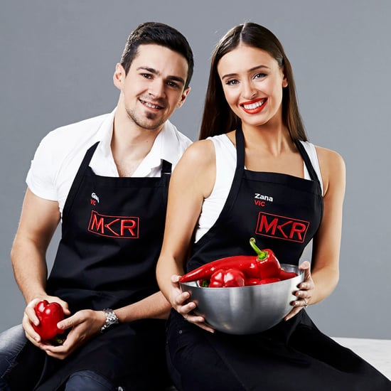 Zana & Gianni My Kitchen Rules Interview Kyle and Jackie O