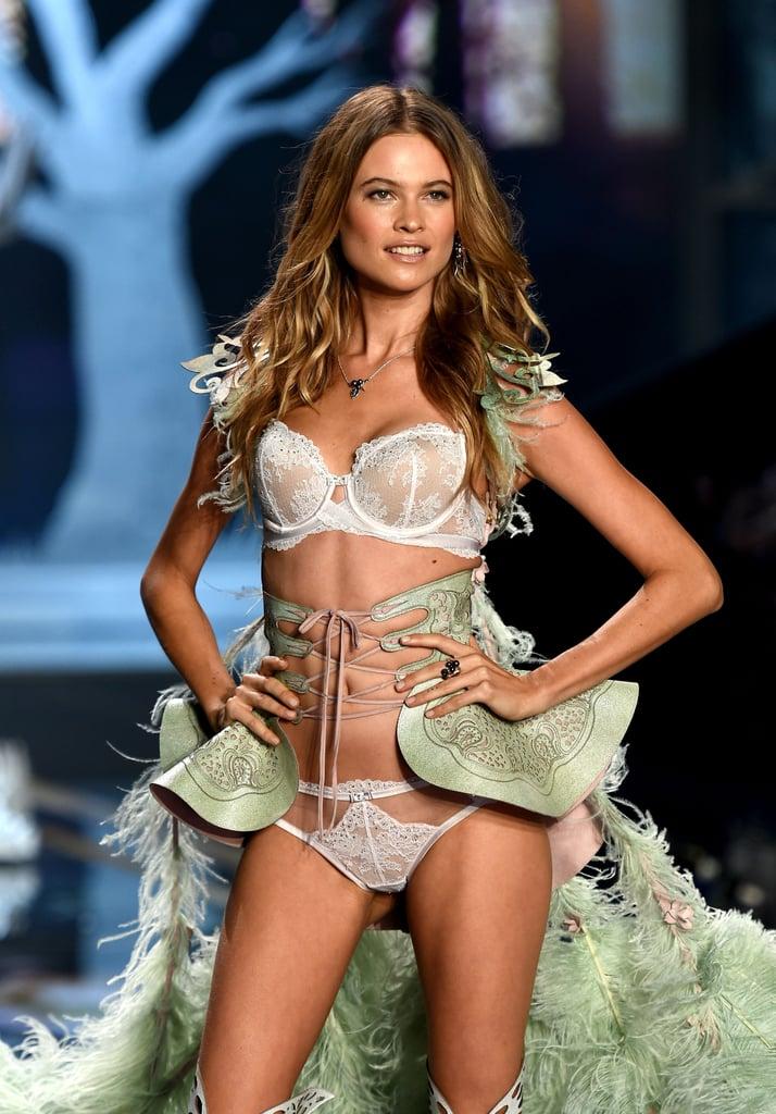 Victoria's Secret Angels 2014 Beauty Secrets Interview ...