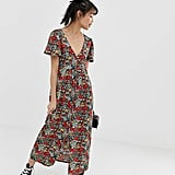ASOS Petite Maxi Tea Dress