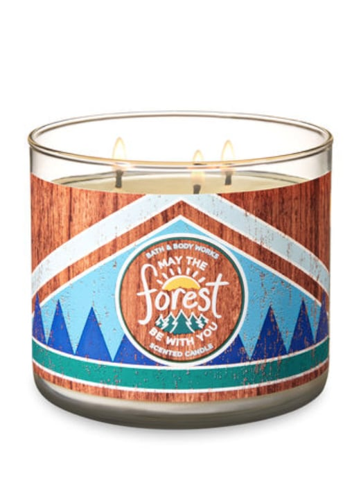 Evergreen Three-Wick Candle