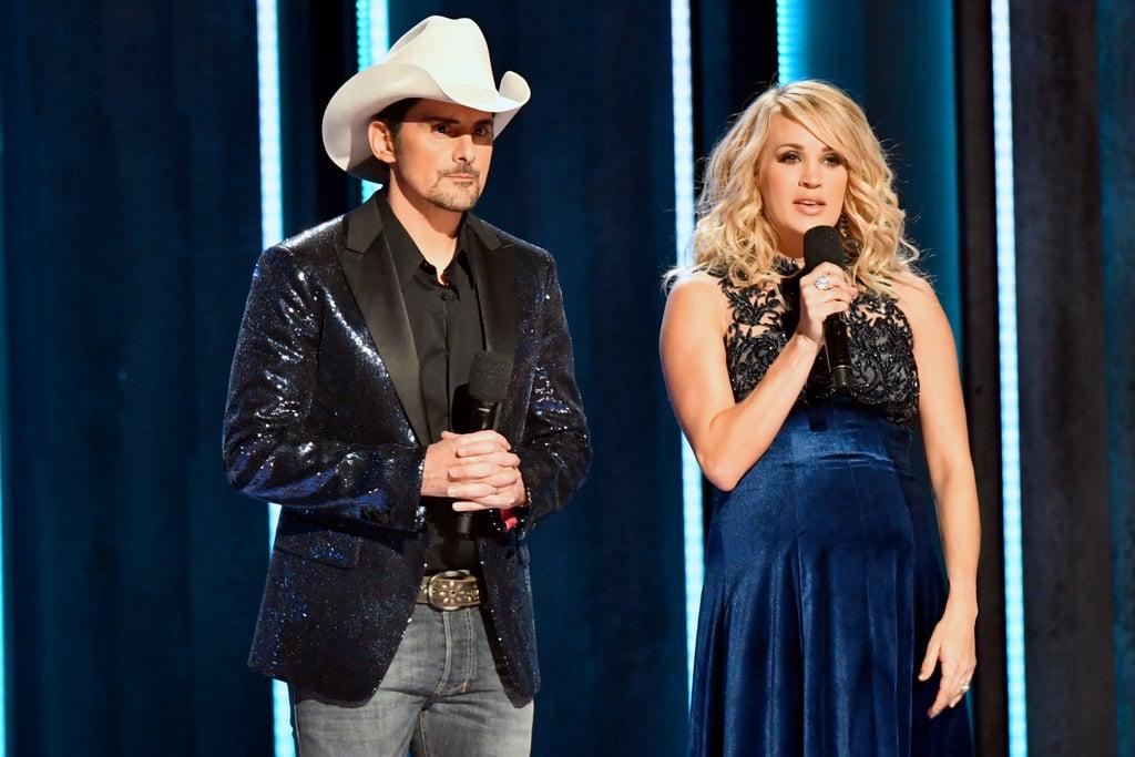 Carrie Underwood's CMA Awards Dress 2018