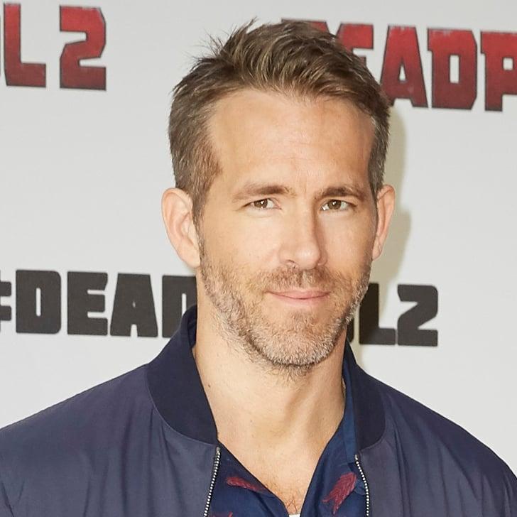 Ryan Reynolds Popsugar Celebrity