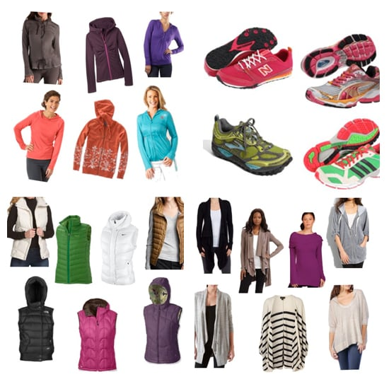 Colorful Workout Clothing and Gear