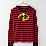 Incredibles 2 Men's Long John Pajama Top