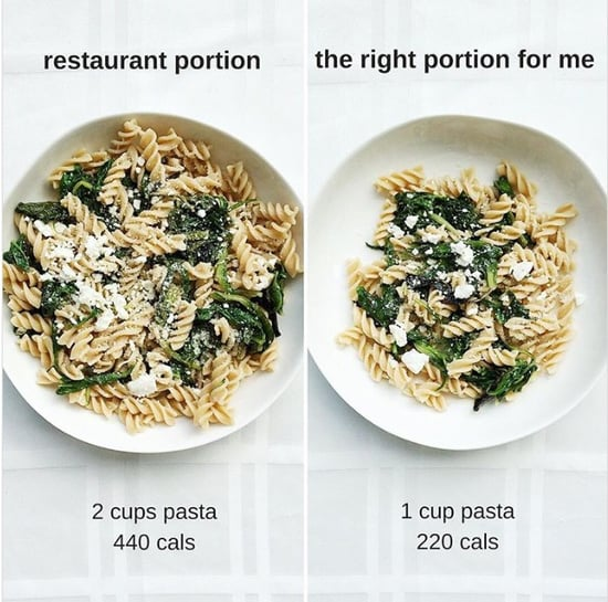 Portion Control Photos