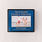 Urban Outfitters 2018 Awkward Family Photos 365-Day Desk Calendar