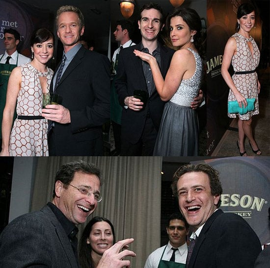 How I Met Your Mother (Minus Brit) Meets Jameson