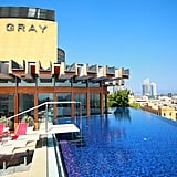 The infinity pool is just begging to feature on your Instgram profile.