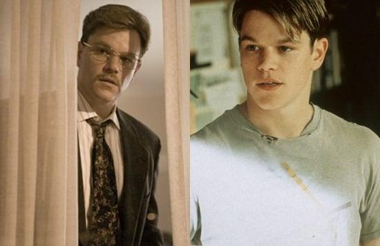 Which Matt Damon Is Hotter?