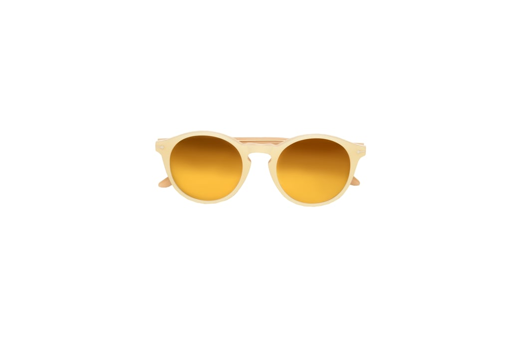 MiniMode x Suns + Daughters Sunglasses in Gold ($100)
