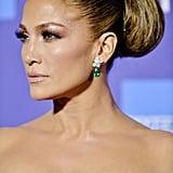 Jennifer Lopez Stunned at the Palm Springs Film Festival