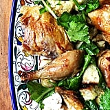 Zuni Cafe Roast Chicken With Bread Salad