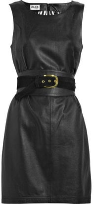 Leather Shift Dresses for Autumn 2010