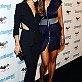 Maggie Q and Aisha Tyler