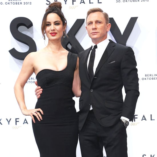 Style Stalking Skyfall's Newest Bond Girl Berenice Marlohe