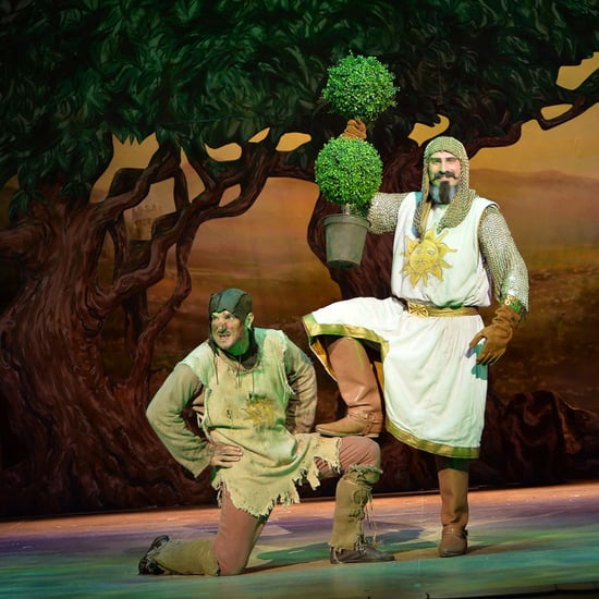 Spamalot at Dubai Opera