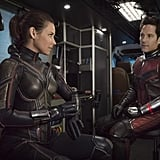 Hope and Scott From Ant-Man and the Wasp