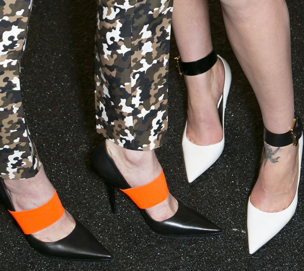 Best Fall 2013 Shoes | New York Fashion Week Runways