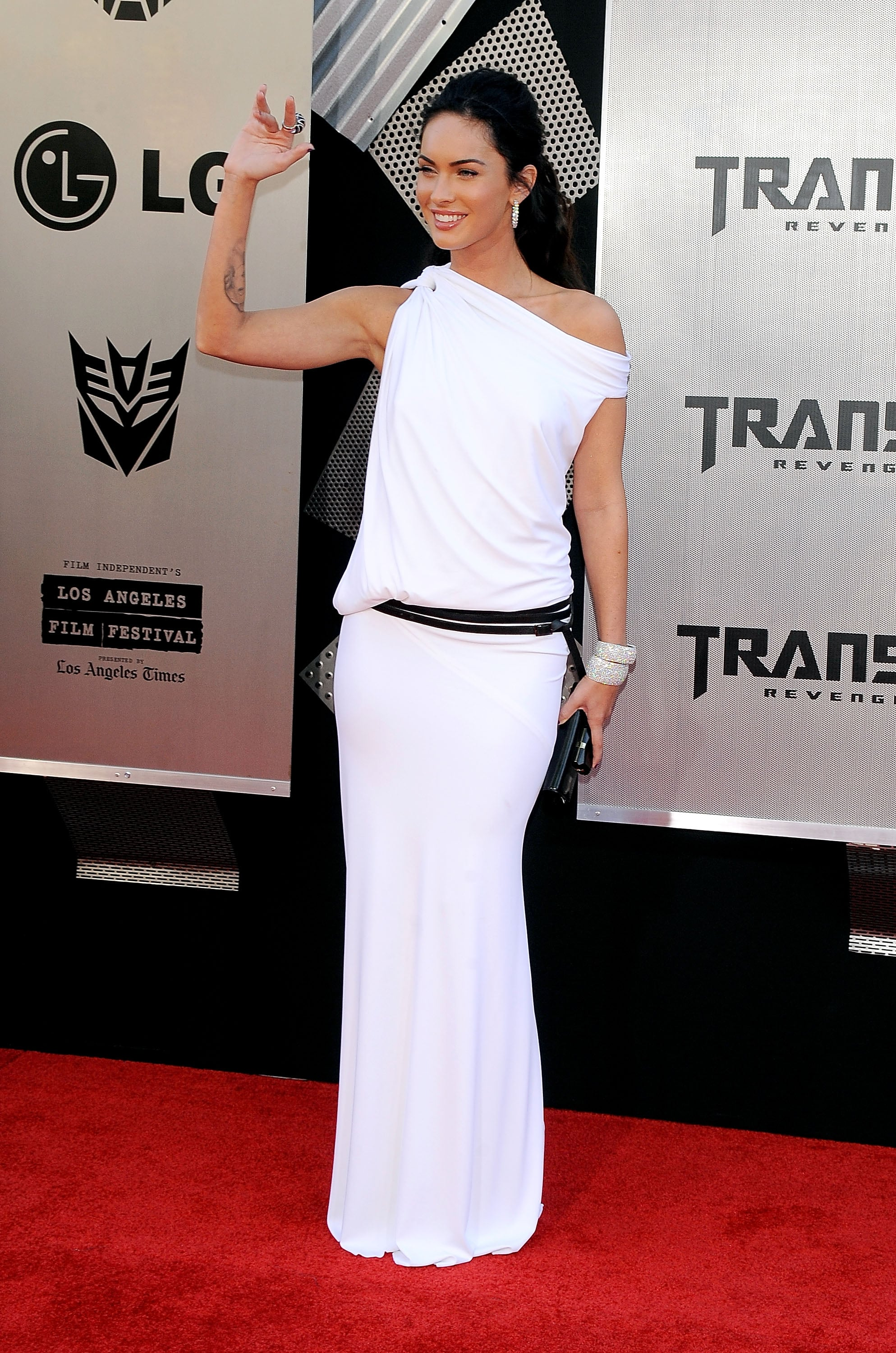 Red Carpet Photos of Transformers 2 Premiere in LA With ...