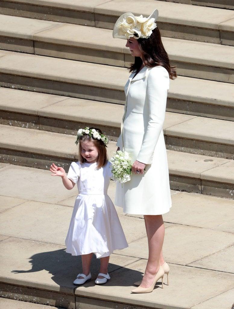 سمات شخصيّة الأميرة شارلوت